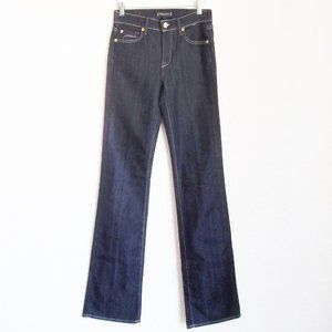 FIDELITY Dark PREMIUM Denim Lily Viper Rinse Jeans